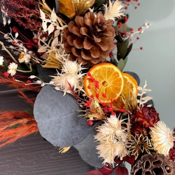Wreath Making Workshop Rocket & Rye